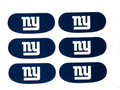 New York Giants Team Eyeblack Strips