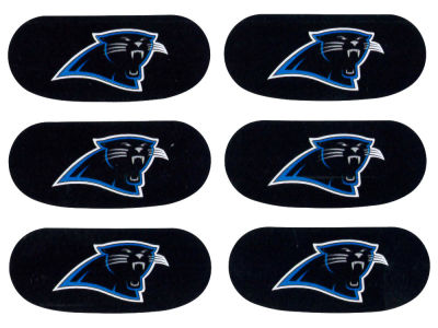 Carolina Panthers Team Eyeblack Strips