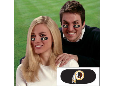 Washington Redskins Team Eyeblack Strips