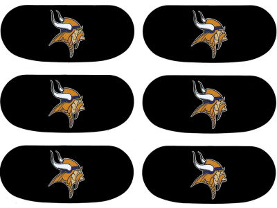 Minnesota Vikings Team Eyeblack Strips