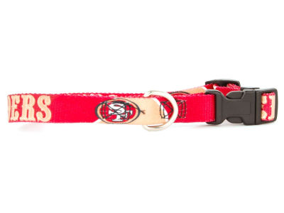 San Francisco 49ers Small Dog Collar