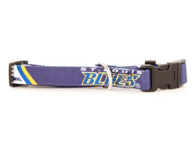 St. Louis Blues Small Dog Collar