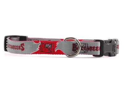 Tampa Bay Buccaneers Small Dog Collar