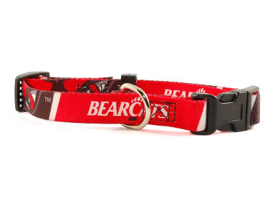 Cincinnati Bearcats Small Dog Collar