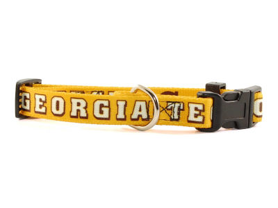 Georgia-Tech Small Dog Collar