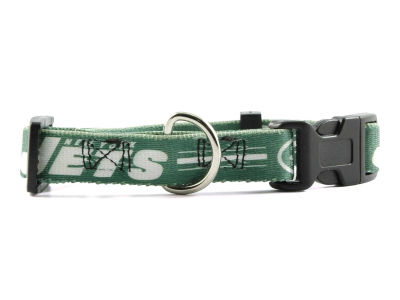 New York Jets Small Dog Collar