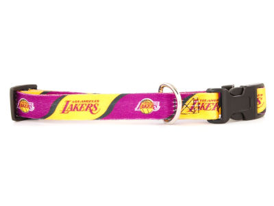 Los Angeles Lakers Small Dog Collar