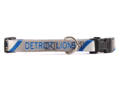 Detroit Lions Small Dog Collar