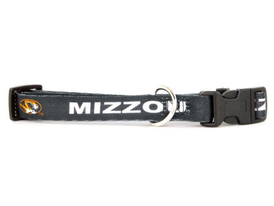 Missouri Tigers Small Dog Collar