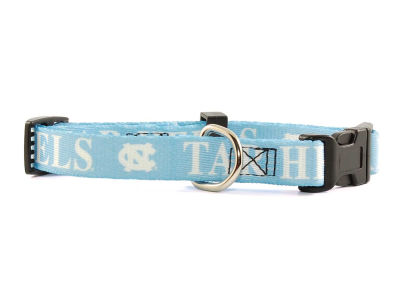 North Carolina Tar Heels Small Dog Collar