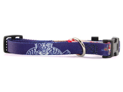Florida Panthers Small Dog Collar