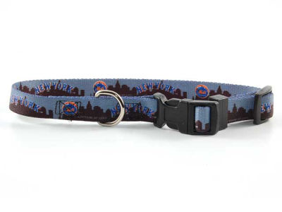 New York Mets Small Dog Collar