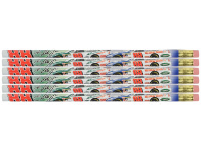 Dale Earnhardt Jr. 6-pack Pencils