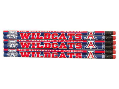 Arizona Wildcats 6-pack Pencils