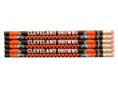 Cleveland Browns 6-pack Pencils