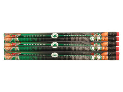 Boston Celtics 6-pack Pencils