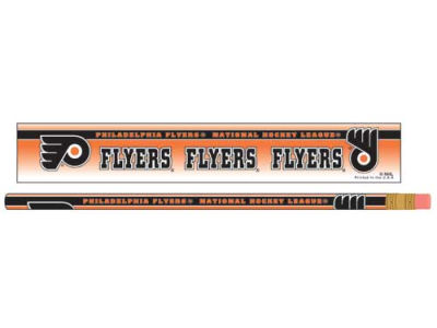 Philadelphia Flyers 6-pack Pencils