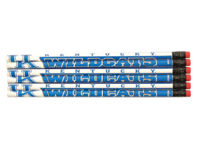 Kentucky Wildcats 6-pack Pencils