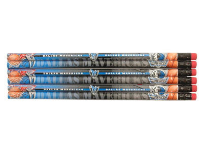 Dallas Mavericks 6-pack Pencils