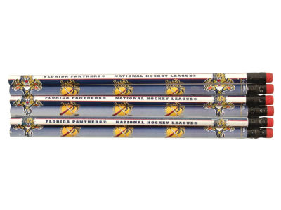 Florida Panthers 6-pack Pencils