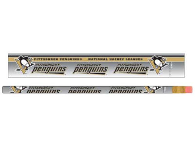 Pittsburgh Penguins 6-pack Pencils