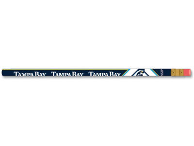 Tampa Bay Rays 6-pack Pencils