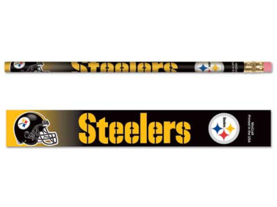 Pittsburgh Steelers 6-pack Pencils