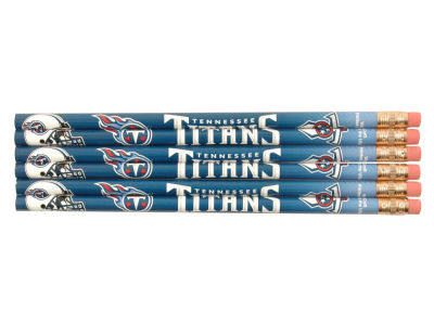 Tennessee Titans 6-pack Pencils