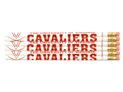 Virginia Cavaliers 6-pack Pencils