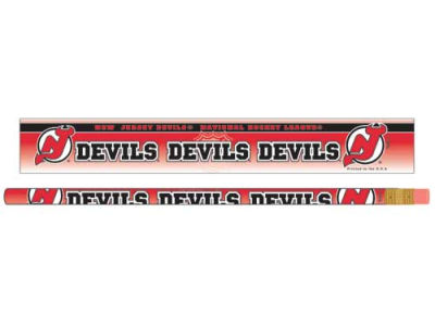 New Jersey Devils 6-pack Pencils
