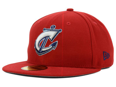 Columbus Clippers New Era MiLB AC 59FIFTY Cap