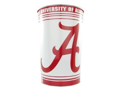 Alabama Crimson Tide Trashcan
