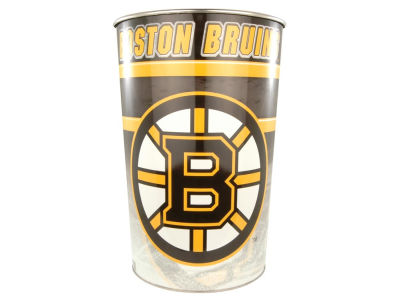 Boston Bruins Trashcan