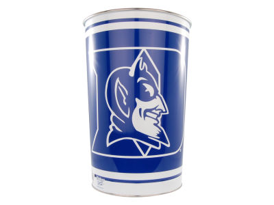 Duke Blue Devils Trashcan