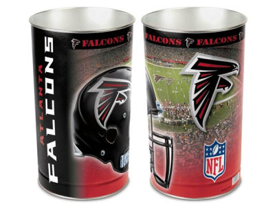 Atlanta Falcons Trashcan
