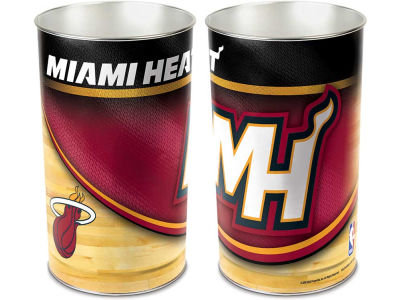 Miami Heat Trashcan