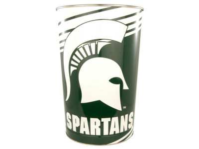 Michigan State Spartans Trashcan