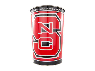 North Carolina State Wolfpack Trashcan