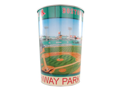 Boston Red Sox Trashcan