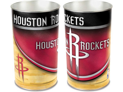 Houston Rockets Trashcan