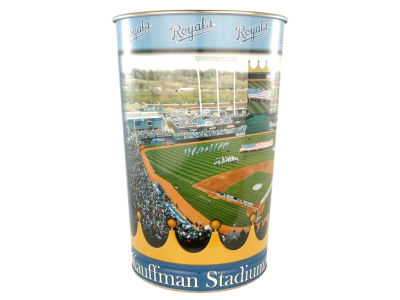 Kansas City Royals Trashcan
