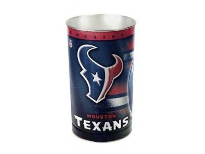Houston Texans Trashcan