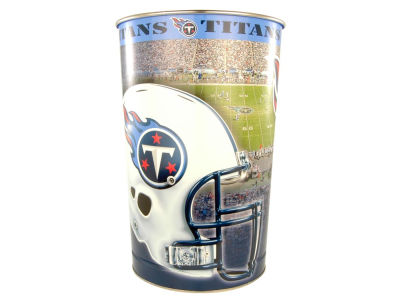Tennessee Titans Trashcan