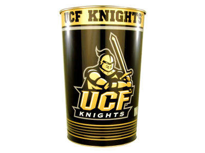 University of Central Florida Knights Trashcan