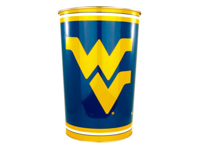 West Virginia Mountaineers Trashcan