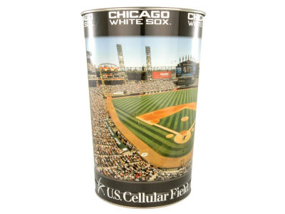 Chicago White Sox Trashcan