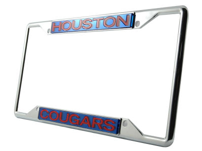 Houston Cougars Laser Frame