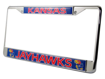 Kansas Jayhawks Domed Frame Stockdale