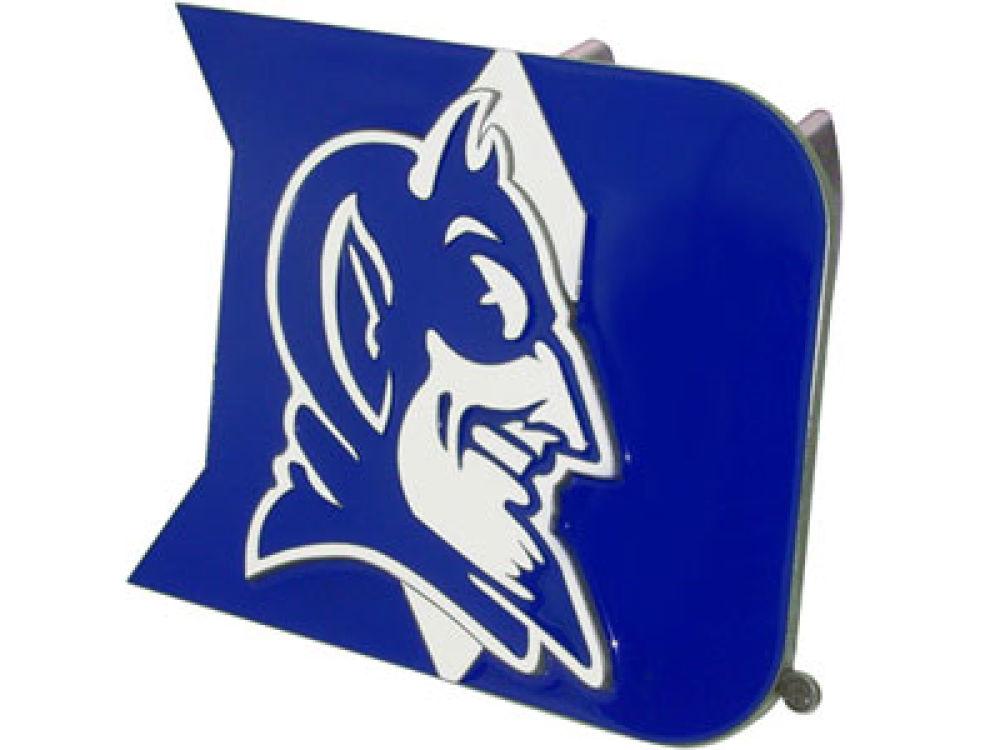 Duke Blue Devils Logo Hitch Cover Lids