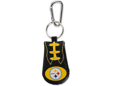 Pittsburgh Steelers Team Color Keychains
